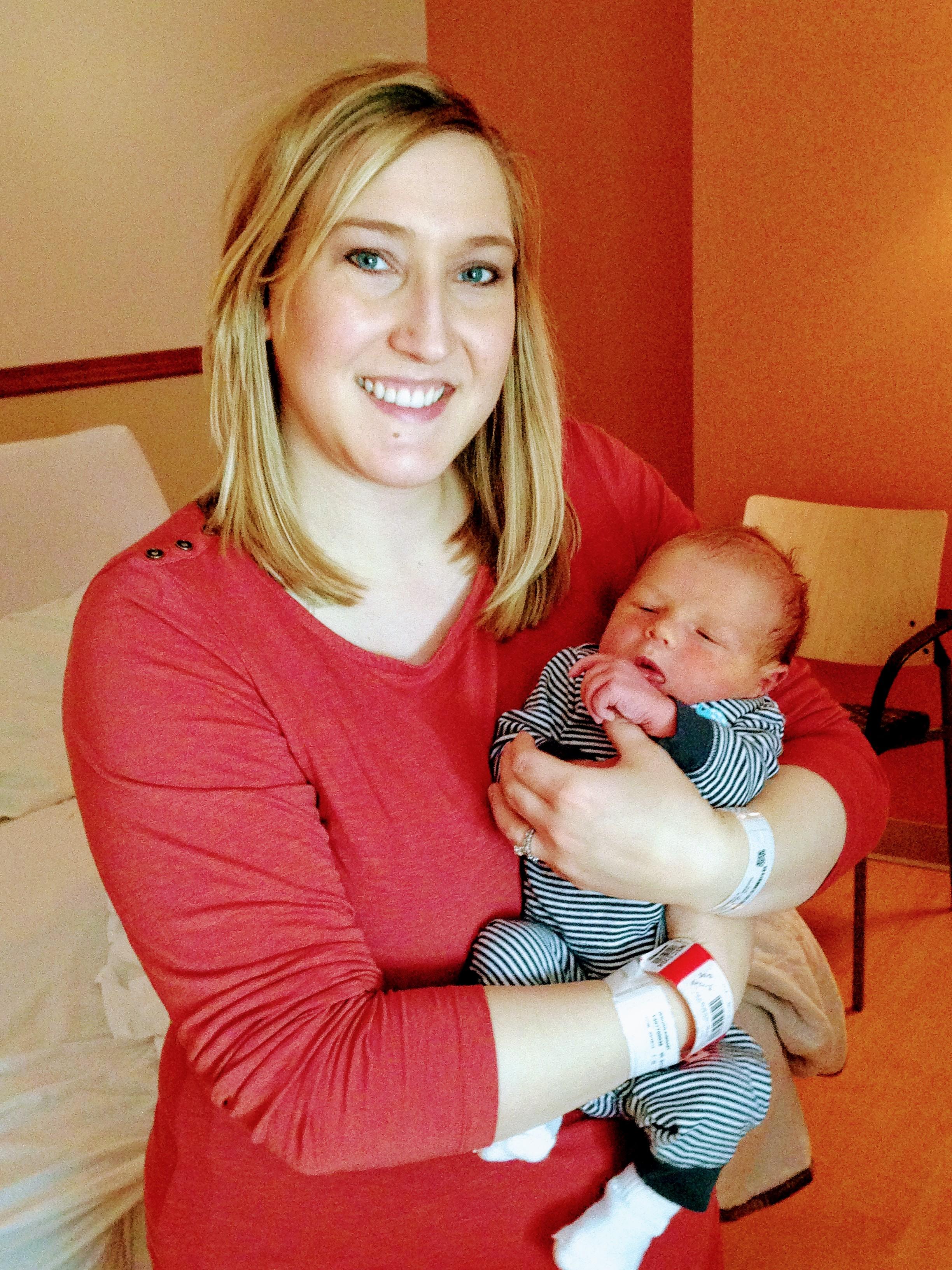 postpartum doula journey